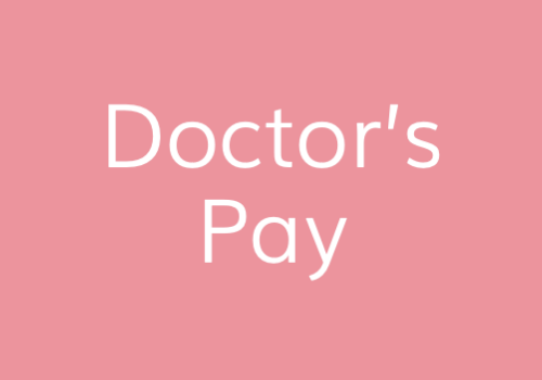 Typical NHS Doctor Salary in the UK | IMG Connect